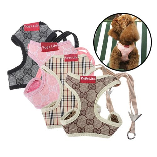 M Softgeschirr Brustgeschirr Hundegeschirr Welpengeschirr Hundehalsband + Halsband Auswahl