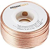 AmazonBasics - Cable para altavoces (calibre 16, 30,5 m, 1,3 mm²)
