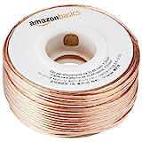 CABLE_OR_ADAPTER  Amazon, модель AmazonBasics 16-Gauge Speaker Wire - 100 Feet, артикул B006LW0W5Y