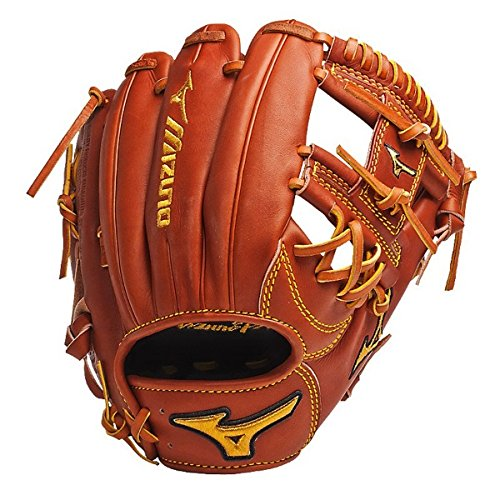 Mizuno GMP400 Pro Limited Edition Baseball Fielder's Mitt (Chestnut, 11.50-Inch, Right Handed Throw)