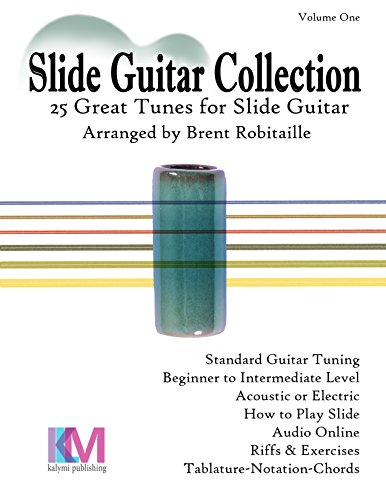 Amazon Slide Guitar Collection 25 Great Slide Tunes In