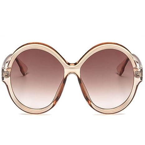 Yangjing-hl Gafas de Sol CatEye para Mujer Gafas de Sol ...