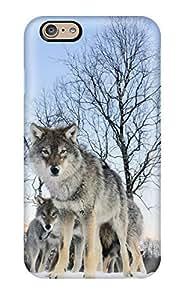 Heidiy Wattsiez's Shop Best Defender Case For Iphone 6, Animal Wolf Pattern