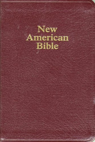 The New American Bible: Gift and Award Bible ebook