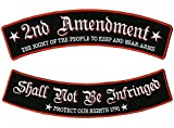 2nd Amendment Rockers | Large Motorcycle Military