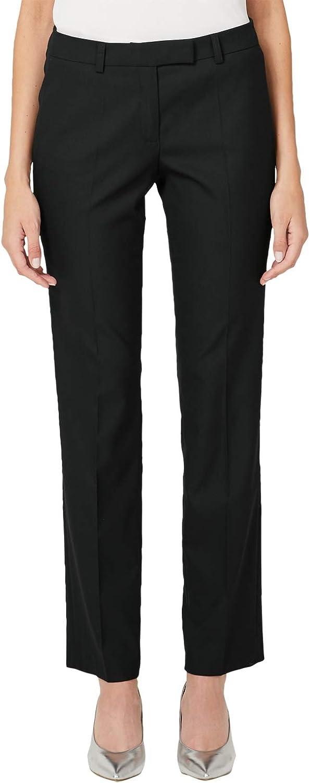 Oliver BLACK LABEL Skinny Fit Pantaloni in similpelle in Velour Pantaloni 38//32 36//32 S