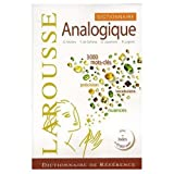 Larousse Dictionnaire Analogique, Larousse Staff, 0317456431