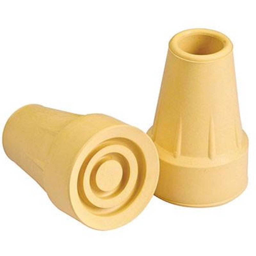 DSS Extra Large Crutch Tips (6 Units Per Case)