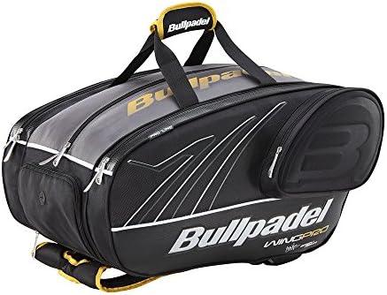 Bull padel BPP15001 - Bolsa, Color Negro/Pistacho, 57 x 30 x 35 cm ...