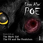 Edgar Allan Poe Audiobook Collection 1: The Pit and the Pendulum/The Black Cat | Edgar Allan Poe,Christopher Aruffo