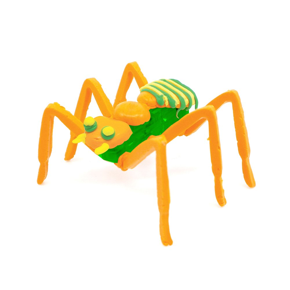 3Doodler Start Make Your Own HEXBUG Creature 3D Pen Set, Amazon Exclusive, with 2 Additional Insectoid DoodleMold by 3Doodler (Image #8)