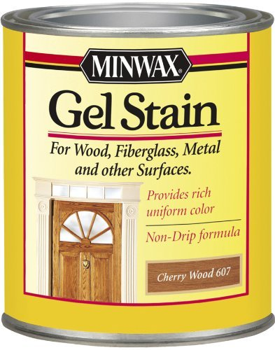 minwax-26070-1-2-pint-gel-stain-interior-wood-cherry-1-2-pint-color-cherry-model-26070-tools-hardwar
