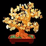 Stunning Artificial Chinese Coin Money Tree S