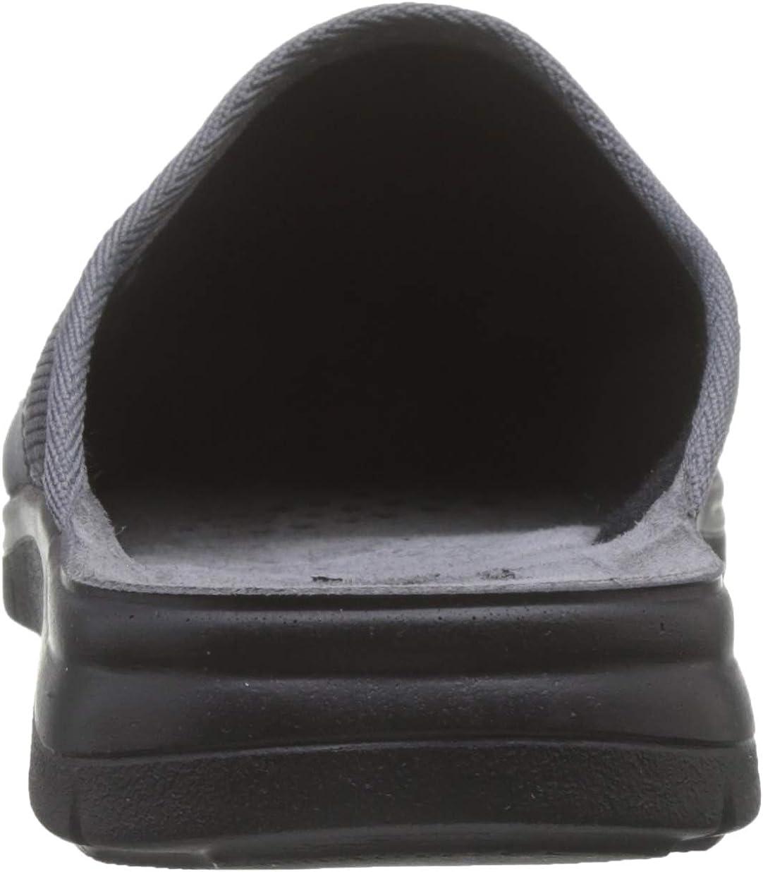 inblu Big Jim Pantofole Aperte sul Retro Uomo