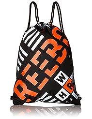 Reebok Men's One Series Graphic Gym Sack, Black, No Size