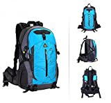 Cheap Kimlee Water-resistance Travel Backpack Hiking Daypack Camping Backpack for Outdoor Sports,35L
