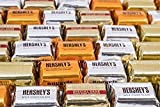 Hershey's Nuggets Chocolates Assortment 145 Pieces Includes Hershey's Special Dark, Extra Creamy Milk Chocolate With Toffee And Almonds, Milk Chocolate, And Milk Chocolate With Almonds