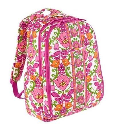 Amazon.com   Vera Bradley Backpack Baby Bag in Lilli Bell   Baby caca01bdfdf15