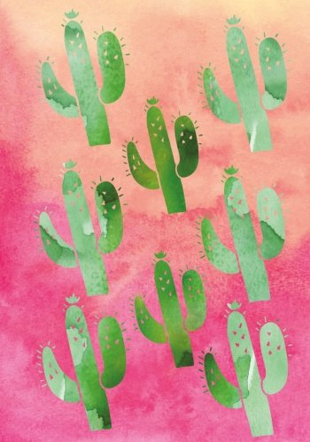 Thought Mini Journals (Multiple Cactus Gratitude Journal: Daily Prompts for Grateful Writing & Blank Pages for Doodles, Creative Thoughts & Ideas Cacti Notebook : 7 x 10 ... Mindfulness Diary for Teens, Girls & Boys)