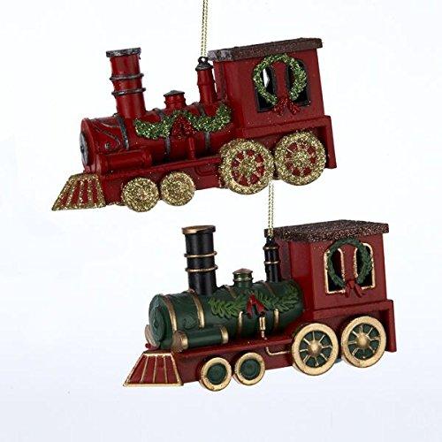 Traditional Train Ornament -