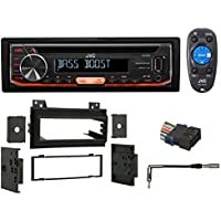 1995-1997 GMC Jimmy JVC CD Player Receiver USB/AUX/MP3 3-Band Eq+Remote