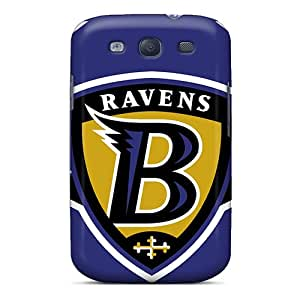 High Quality DTk11461cBlX Baltimore Ravens Tpu Case For Galaxy S3
