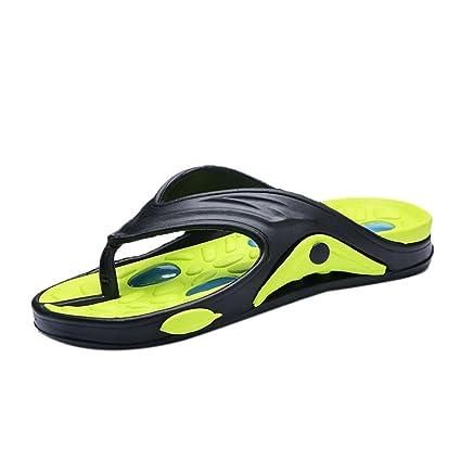 14e11bcd8c904 Amazon.com: Men's Sandals,Dainzuy Top Sandal Flip Flop Beach Flat ...