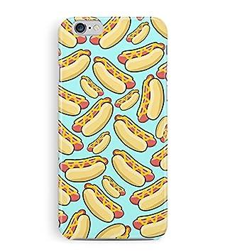 coque hot dog iphone 5