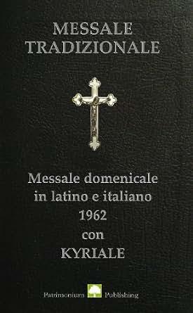 Messale latino dating