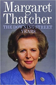 The Downing Street Years by Thatcher, Margaret (2012)
