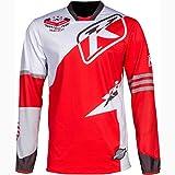 Klim XC Jersey (X-LARGE) (RED)