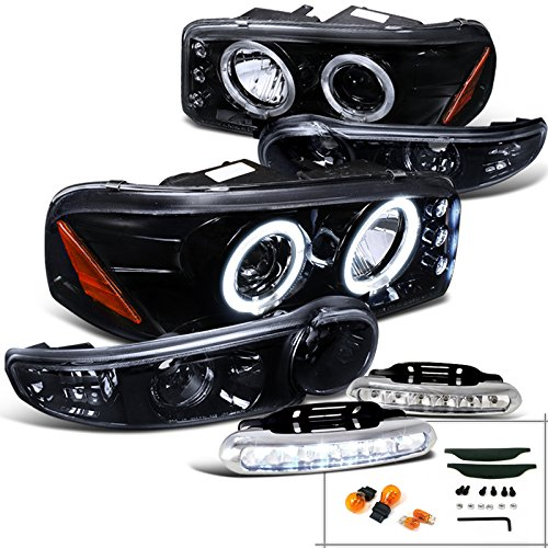 05 denali halo headlights - 8