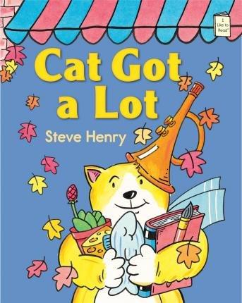 Cat Got a Lot(Hardback) - 2015 Edition PDF