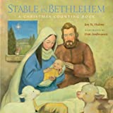 img - for Stable in Bethlehem: A Christmas Counting Book book / textbook / text book
