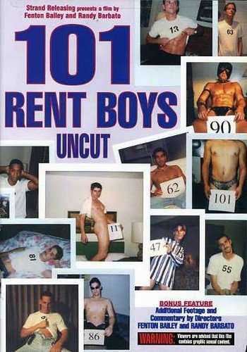 101 Rent Boys by Strand Releasing