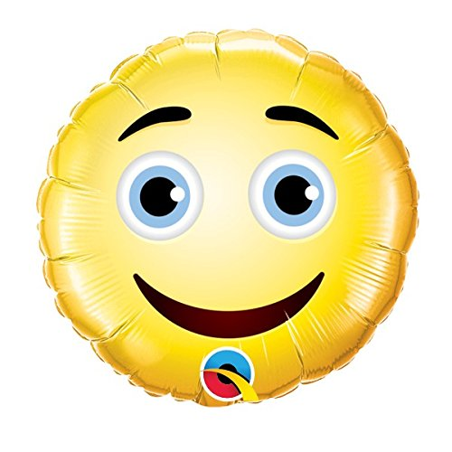 Qualatex Smiley Face 9