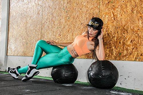 Uzafit New York Bodybuilding Gewichtheben CrossFit Boxer Schuh Unisex Sneaker