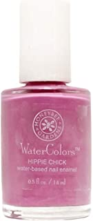 product image for Honeybee Gardens Watercolors Nail Enamel Hippie Chick, 0.05 Ounce