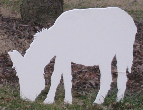 Medium Donkey for MyNativity Outdoor Nativity Set (3 sizes available) by MyNativity
