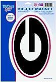 WinCraft NCAA Georgia Bulldogs Die Cut Logo Magnet