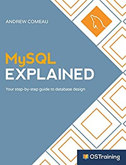 MySQL Explained Step Step Guide ebook product image