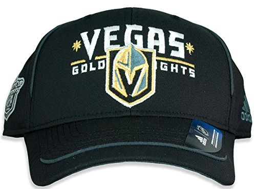 Knights Embroidered Hat - Las Vegas Golden Knights Adidas NHL