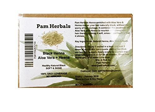 pam-herbals-black-henna-with-aloe-vera-5-sachets