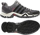 Adidas AX 2 Shoe - Women's Sharp Grey / Black / Bahia Pink 8