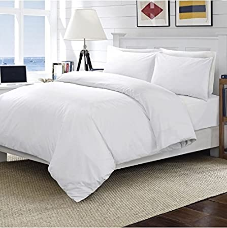 Home, Furniture & Diy Luxury 100% Egyptian Cotton 200 Thread Count Flat Sheet Single Double King Sk