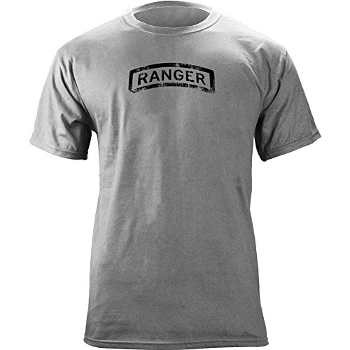Amazon Com Vintage Army Ranger Badge Subdued Veteran T Shirt Clothing