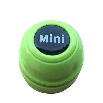 Lorsoul Mini Acuario magnética Cepillo de Limpieza, Acuario pecera portátil depurador, Limpiador de Cristal: Amazon.es: Hogar