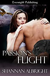 Passion's Flight (Dark Breed Enforcers Book 2)