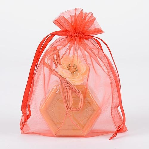 Organza Drawstring Gift Bag 8 x 12 inches 8