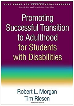 Book Promoting Successful Transition to Adulthood for Students with Disabilities (What Works for Special-Needs Learners)